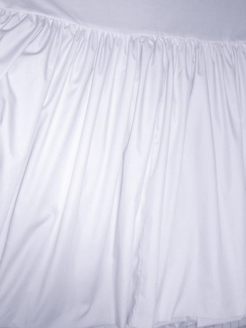 Extra Full Lined Bedskirt
